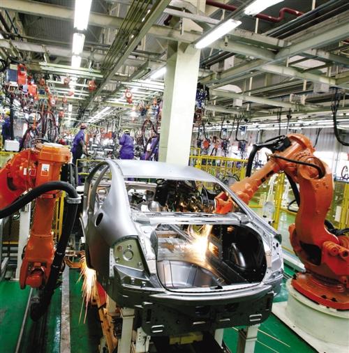 工业机器人冲击劳动力市场,工业大变革即将来临