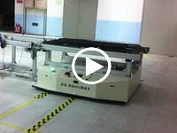 欧铠机器人AGV在家电行业流水线使用实例