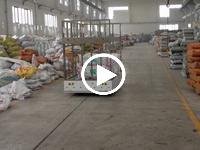 欧铠机器人AGV在仓储业使用实例