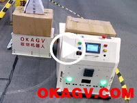 欧铠AGV自动充电视频展示