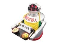 欧铠小男孩餐厅机器人首发