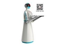 深圳欧铠第三代新款餐厅机器人介绍