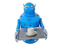 欧铠餐厅机器人AGV
