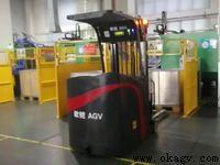 欧铠激光叉车在粮油业应用视频