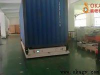 欧铠大型重型集装箱AGV应用