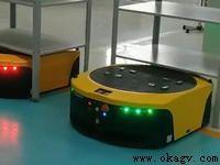 slam navigation laser guided natural navigation AGV price