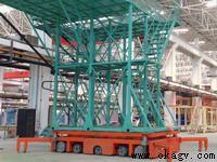 欧铠大型重载全向横移举升15吨AGV