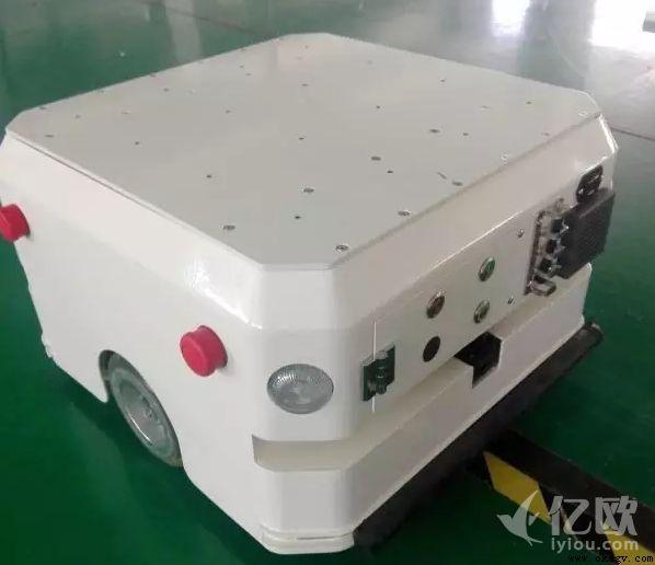 欧铠AGV机器人