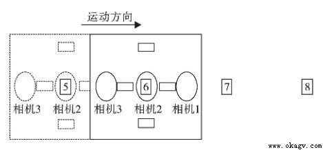 基于自抗扰控制的3C视觉导航重载AGV系统设计