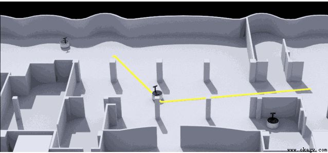 AGV路径规划和任务调度技术