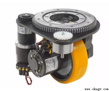 AGV运动控制技术